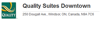 Quality Suites Downtown border=